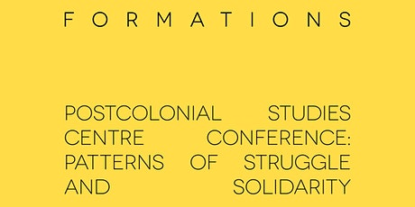 Conference: Patterns of Struggle and Solidarity tickets