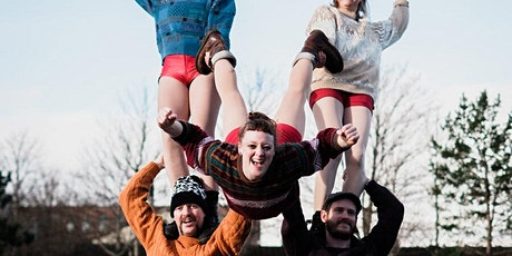 Cairde Community Circus Workshop in Ballymote tickets