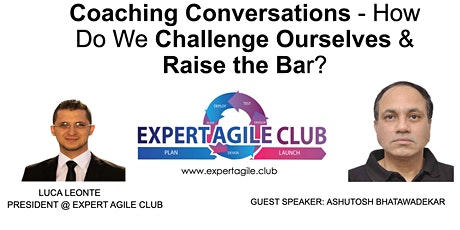 Coaching Conversations - How Do We Challenge Ourselves & Raise the Bar? tickets