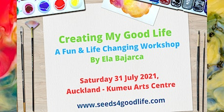 Creating My Good Life™ - Art & Mindfulness Workshop for Women tickets