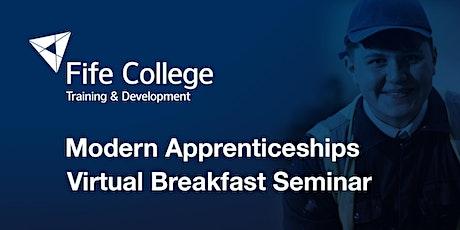 Modern Apprenticeships Breakfast Seminar tickets
