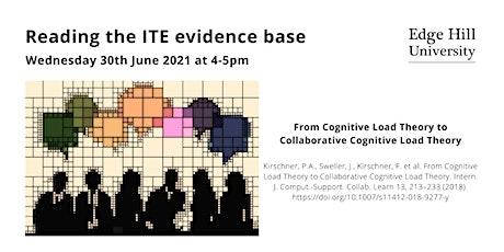 30th June 2021 Edge Hill University ITT Core Content reading group tickets