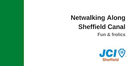 Netwalking Along Sheffield Canal tickets
