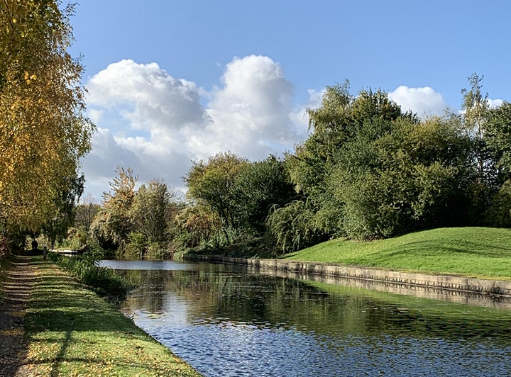 Netwalking Along Sheffield Canal image