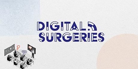 Digital Surgeries Online Training tickets