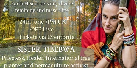 Nature Talks - Episode two: Sister Tibebwa tickets