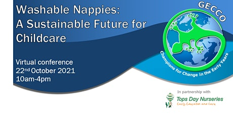 Washable Nappies: A Sustainable Future for Childcare tickets