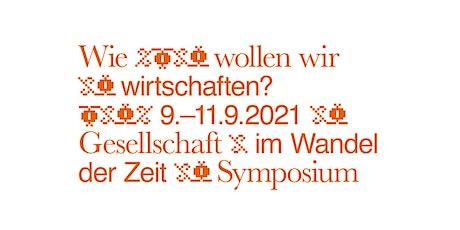 Symposium Passail - Gesellschaft im Wandel der Zeit Tickets
