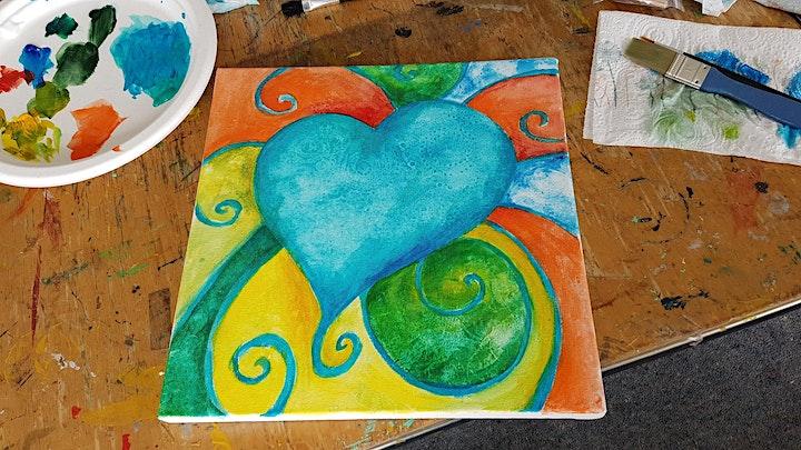Creating My Good Life™ - Art & Mindfulness Workshop for Women image
