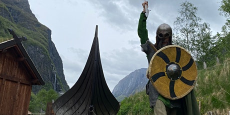 Learn about the Vikings in Beautiful Viking Valley with Karin & Karl tickets