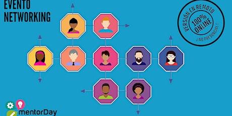 Networking ONLINE para empresas y emprendedores - Julio entradas