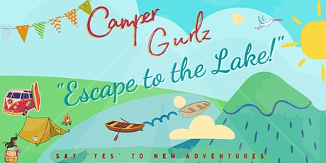 """""""Escape to the LAKE!""""  September 24-26 tickets"""
