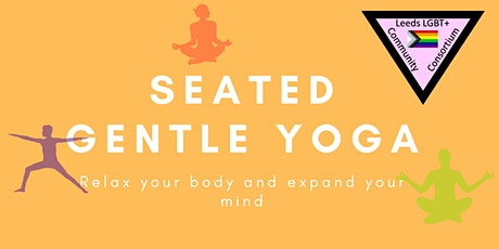 Gentle Seated Yoga tickets