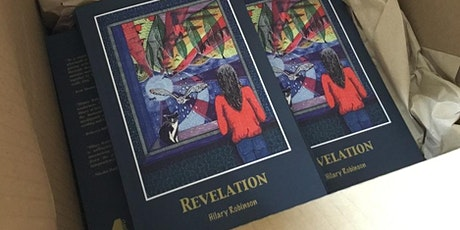Revelation launch with Hilary Robinson tickets