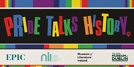 Pride Talks History tickets