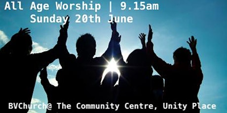 9.15am All Age Worship Service (20.06.21) tickets