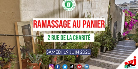 Ramassage au Panier #LoveTonQuartier billets
