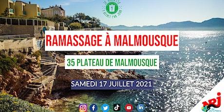 Ramassage à Malmousque #LoveTonQuartier billets