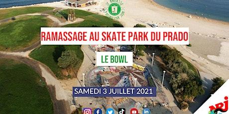 Ramassage au Bowl de Marseille  #LoveTonQuartier billets