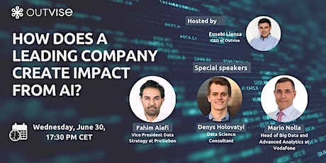 How does a leading company create impact from AI? tickets