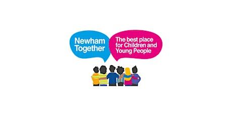 Newham Social Worker Team Manager & Assistant Team Manager Open Evening entradas