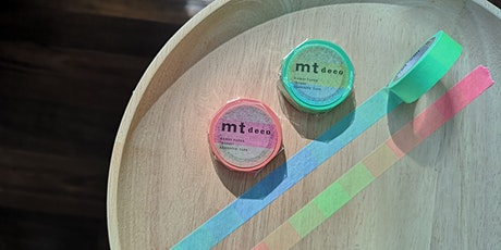 Fun with MT Tape Kids Special: Upcycling Online Demo tickets