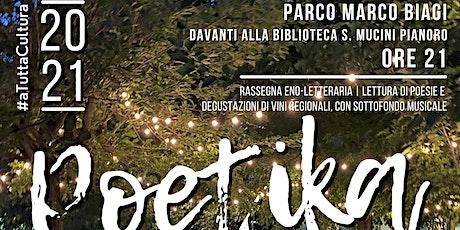POETIKA Vol.3 - Grazia Deledda e Alda Merini tickets