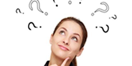 Webinar Emplea: La autoconciencia en la búsqueda de empleo boletos