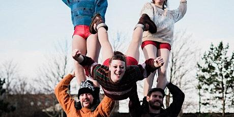 Cairde Community Circus Workshop in Ballisodare tickets