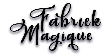 Dancelot Fabriek Magique - Zaterdag 26 juni 2021 - 19u tickets