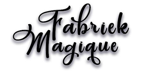 Dancelot Fabriek Magique - Vrijdag 25 juni 2021 - 19u tickets