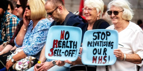 Take action against the NHS Private Takeover Bill! tickets