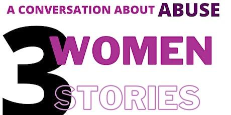 3 WOMEN 3 STORIES tickets