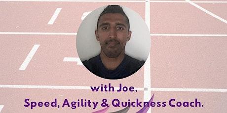 RLJ Agility Session with Joe tickets