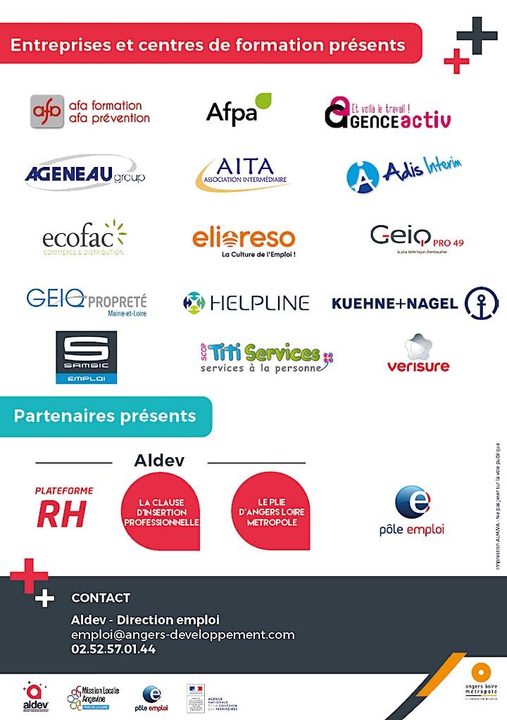 Image pour Café Emploi - Des compétences dans nos quartiers  08/07/2021