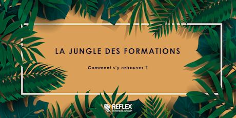 La jungle des formations - Comment s'y retrouver? billets