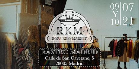 Ropa Kilo Market - Madrid entradas