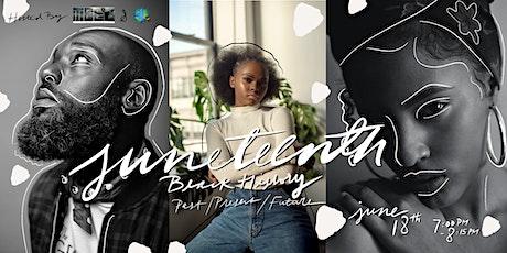 Juneteenth: Black History Past, Present & Future tickets