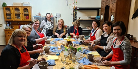 Quirky Werx Sip and Clay Workshop tickets