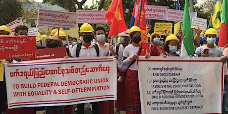 ANU Myanmar Research Centre- 2021 Myanmar Update tickets
