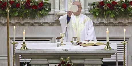 Sunday Evening Mass  at St George's Church York tickets