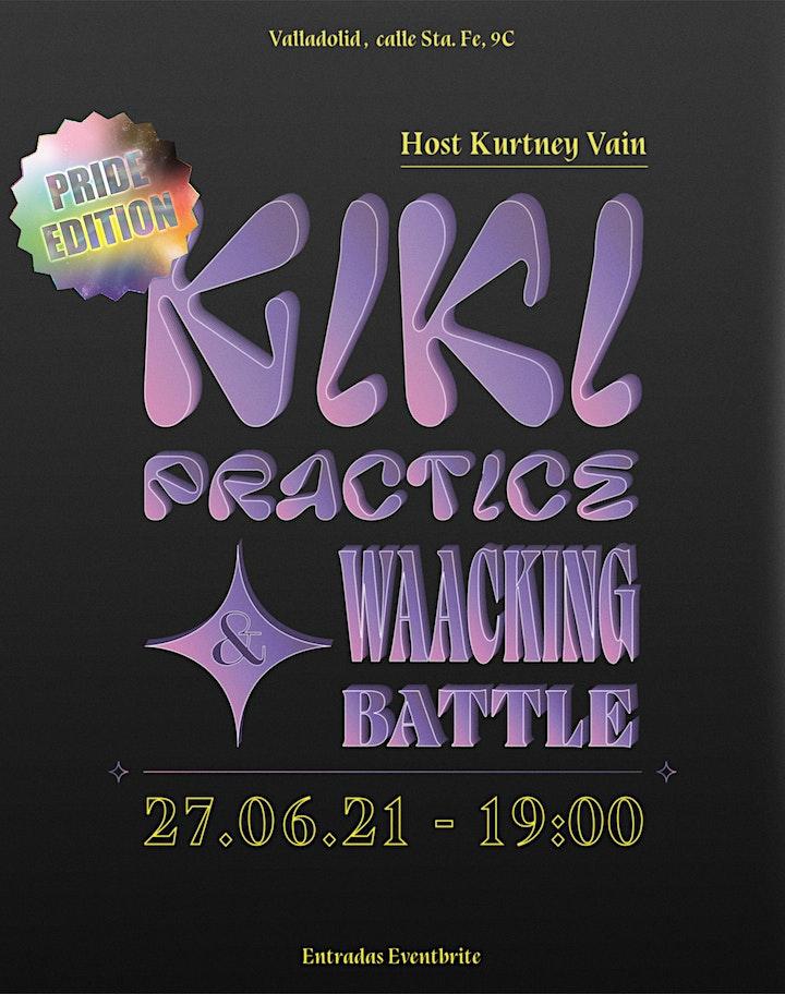 Imagen de Kiki Practice & Waackin Battle