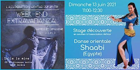 Extravadanza! Stage de Shaabi (Danse orientale) billets