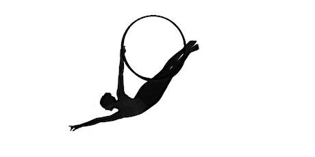 Aerial Hoop Choreo Mixed Level 2-Week  with Mimi Sundays JUN 27 - JUL 4 tickets