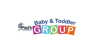 St Paul's  Baby & Toddler Group - Over1s tickets