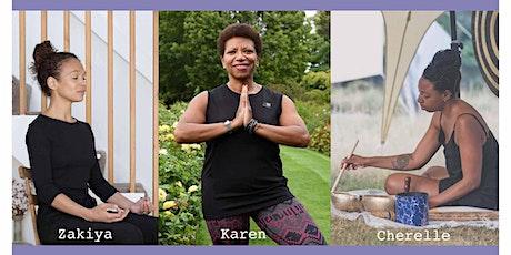 FREE Black women's virtual wellness retreat - 6th-month anniversary tickets