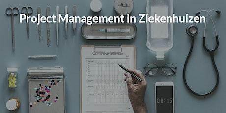 Belang van Project Management in ziekenhuizen: 2e editie tickets