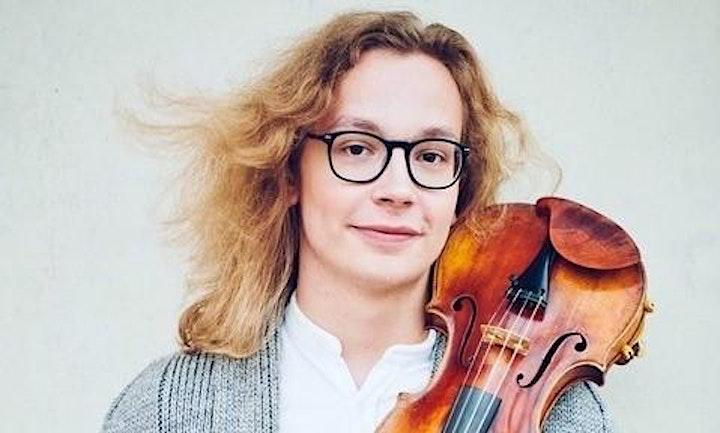 Afbeelding van Tim de Vries - viool