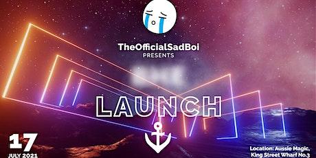 TheOfficialSadboi Presents: The Launch tickets