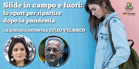 Incontro con Julio Velasco biglietti